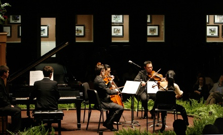 Chamber Music Festival of Lexington on Fri., Aug. 19 at 8PM - Chamber Music Festival of Lexington in Lexington