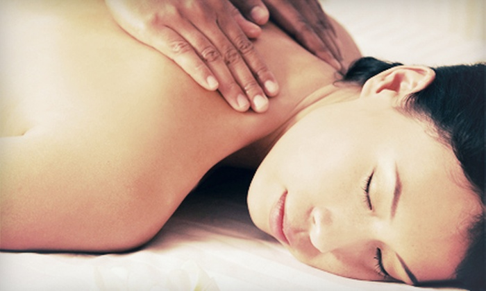 The Salon By David and William - Hinsdale: $39 for a 60-Minute Swedish or Deep-Tissue Massage at The Salon By David and William (Up to $80 Value)