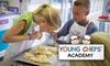 Young Chefs Academy of McKinney - Eldorado: $12 for a FunShop Cooking Class at Young Chefs Academy of McKinney ($25 Value)