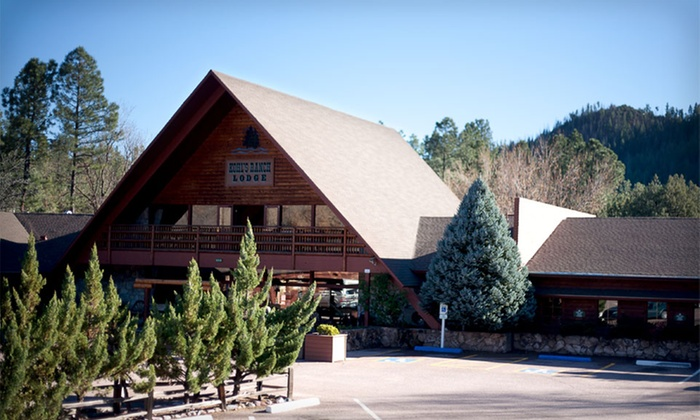 Kohl's Ranch Lodge - Payson, AZ: Two-Night Stay for Two with Dining Credit at Kohl's Ranch Lodge in Arizona
