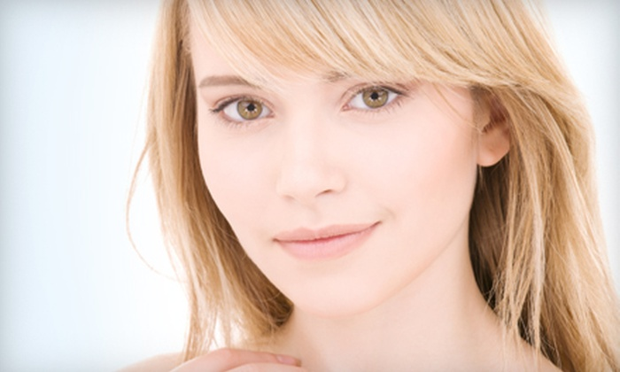 Visage Salon & Day Spa - Gettysburg: Haircut, Conditioning, and Style or Haircut, Conditioning, and Style with Full Highlights or Color at Visage Salon & Day Spa (Up to 64% Off)