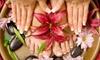 Hoy Ploy Nail Emporium - Delray Beach: $19 for Mani-Pedi at Hoy P'loy Nail Emporium in Delray Beach ($40 Value)