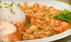 Up to 53% Off Meal at N'awlins Big Easy Bistro