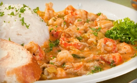 Cajun-Style Meal for 2 (up to a $30 value) - N'awlins Big Easy Bistro in Chattanooga