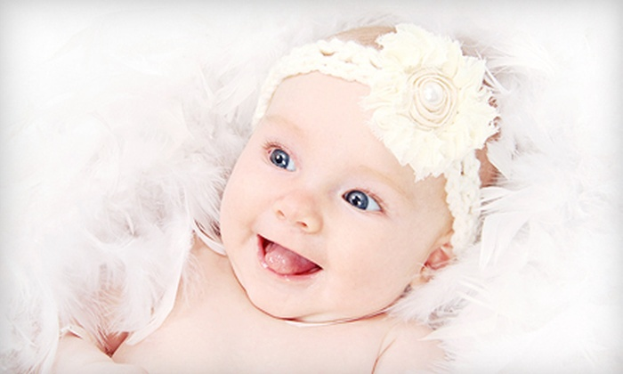 Shotz Portrait Studio - North Suffolk : $40 for Photography Package with 30-Minute Shoot with Two Poses and 30 Prints at Shotz Portrait Studio in Suffolk ($135 Value)