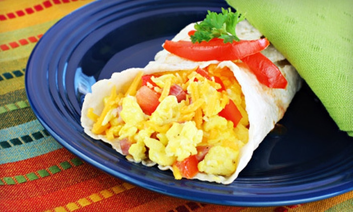 Forti's Mexican Elder Restaurant - South Central: $10 for $20 Worth of Mexican Breakfast Fare at Forti's Mexican Elder Restaurant