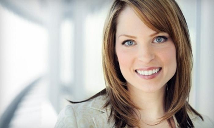 Designing Smiles - Sellersburg: $99 for Custom At-Home Teeth-Whitening Kit from Designing Smiles in Sellersburg ($479 Value)