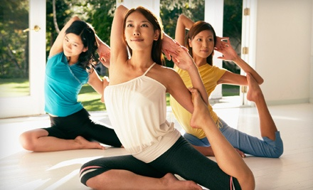 5-Class Card Valid for 2 Months (Up to a $60 value) - yogaLoft in Bowling Green