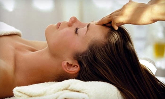 Cheveux Salon & Day Spa - Glen Ellyn: $59 for Citrus Deep-Cleansing Facial and Facial Waxing at Cheveux Salon & Day Spa in Glen Ellyn (Up to $110 Value)