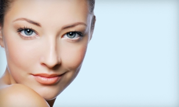 White Stone Hair Design - Lawrenceville: $49 for a Mini Facial, Body Scrub, Lip Threading, and Brow Threading at White Stone Hair Design in Lawrenceville ($98 Value)