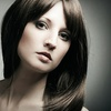 Up to 63% Off Haircut Package or Mani-Pedi