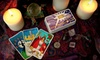 Crystal Palace - Downtown Vancouver: $25 for a 30-Minute Palm, Psychic, or Tarot Card Reading at Crystal Palace