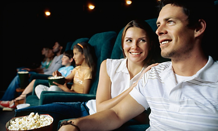 Columbia Place Stadium Cinemas - Northeast Arcadia Lakes: $12 for a Movie Night for Two with Large Popcorn at Columbia Place Stadium Cinemas (Up to $24 Value)