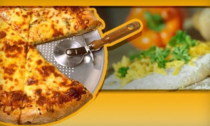 Tony's Birdland & Pizzeria - Multiple Locations: $10 for $20 Worth of Wings, Pizza, and More at Tony's Birdland & Pizzeria
