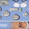 Nelle & Lizzy - Chicago: $25 for $50 Worth of Custom-Stamped Silver Jewelry by Nelle & Lizzy