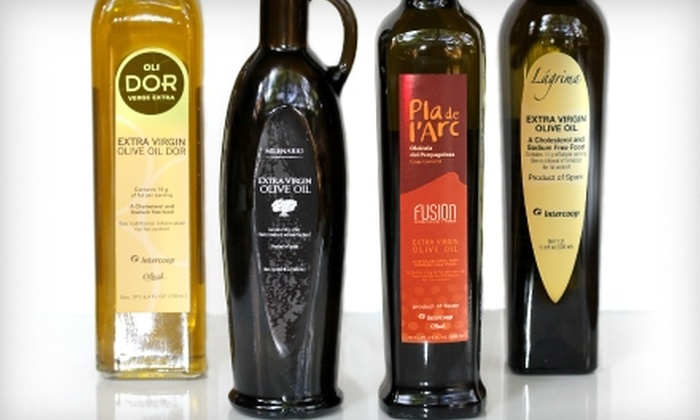 1000 Year Old Olive Oil: $20 for $40 Worth of Spanish Extra-Virgin Olive Oil from 1000 Year Old Olive Oil