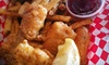 Rumrz Cafe and Grill - The District: $10 for $20 Worth of Casual American Fare at Rumrz Café & Grill in South Jordan