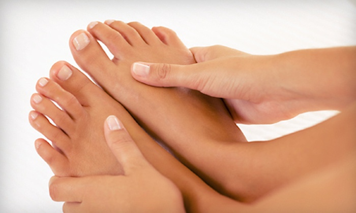 Foot & Ankle Associates - Multiple Locations: Two Laser Toe-Fungus-Removal Sessions on One or Both Feet at Foot & Ankle Associates (Up to 79% Off)