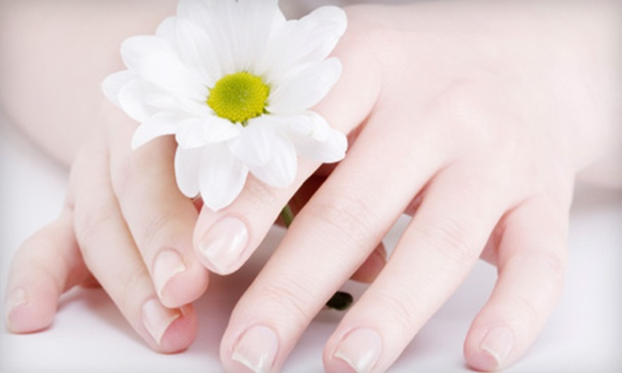 A New Day Spa - Holladay: $25 for an Express Mani-Pedi at A New Day Spa in Holladay ($80 Value)