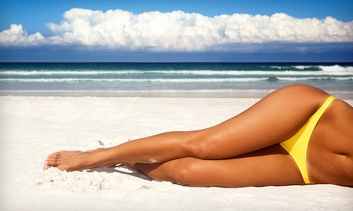 Bodyskape - Murray: Sunless Tanning at Bodyskape in Murray. Two Options Available.