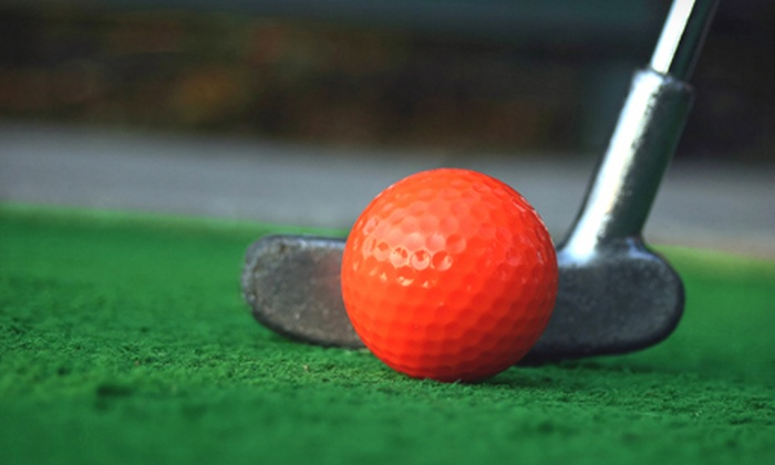 Putt 'N Play - Roswell: 18-Hole Round of Mini Golf for Two or Four or Party for Up to 12 Kids at Putt 'N Play in Roswell (Up to 59% Off)