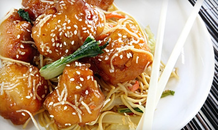 Chin Chin - Kennesaw: $10 for $20 Worth of Chinese Cuisine and Drinks at Chin Chin in Kennesaw
