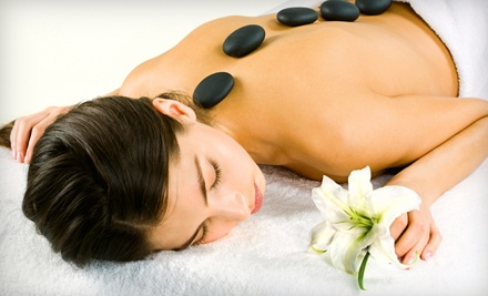 60-Min. Swedish Massage with Hot-Stone Therapy (a $80 Value) - Harmony LMT in Dayton