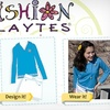 Fashion Playtes **DNR**: $12 for $25 Worth of Custom-Designed Clothing from Fashion Playtes