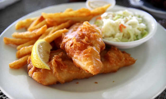 The Sandy Parrot - Bonita Springs: $15 for $30 Worth of American Fare and Drinks at The Sandy Parrot in Fort Myers