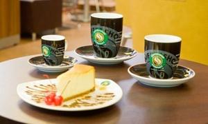 Coffeeshop Company: Kawy i desery w Coffeeshop Company: 14,99 zł za groupon wart 30 zł i więcej opcji
