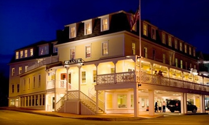 Atlantic House Hotel & Resort Residences - York: $119 for a One-Night Stay at Atlantic House Hotel & Resort Residences in York Beach (Up to $225 Value)