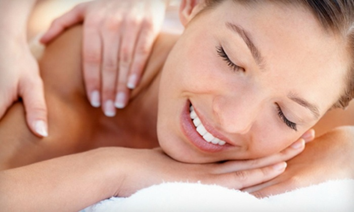 Under My Thumb Therapy - Quinton Heights: One or Two Infrared Sauna Treatments or $30 for $60 Worth of Massage Services at Under My Thumb Therapy