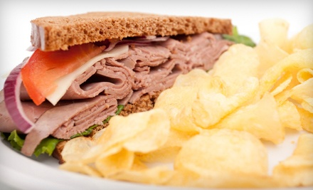 $20 Groupon to Cricket's Cafe - Cricket's Cafe in Sellersburg