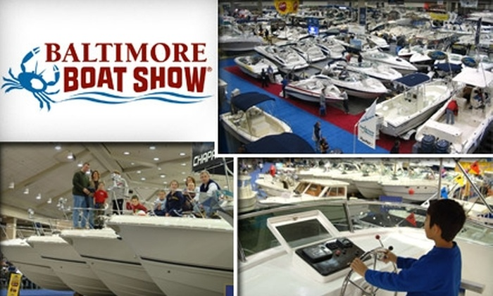 Baltimore Boat Show - Baltimore: $5 for One-Day Admission to the Baltimore Boat Show