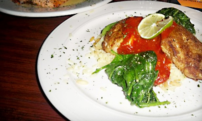 The Lodge at Galena - Reno: $15 for $30 Worth of American Dinner Fare and Drinks at The Lodge at Galena