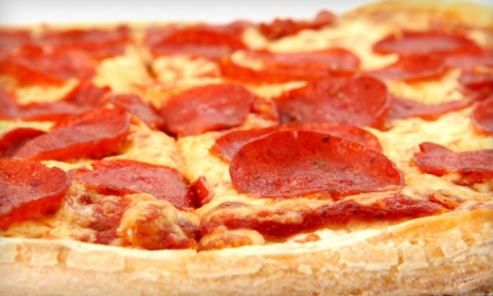 $10 for Italian Fare at D'Amato's Pizza - D'Amatos Pizza ...