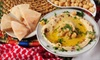 Up to 61% Off Mediterranean Fare at Flying Carpet Café & Bar