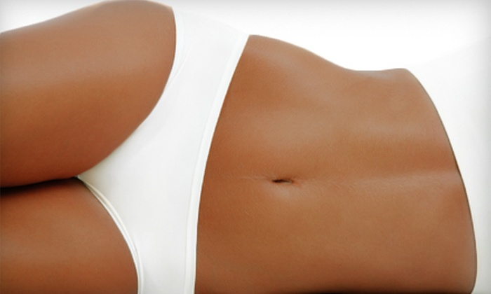 club Reduce - Tarpon Springs: One, Two, or Three Antcellulite Body Wraps at club Reduce in Tarpon Springs (Up to 65% Off)