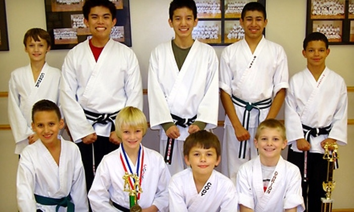 Fabiano's Karate - Holland: $49 For 10 Karate Classes, Uniform, and Waived Enrollment Fee at Fabiano's Karate in Holland (Up to $189 Value)