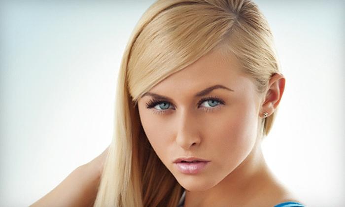 Salon Escape & Spa - South Oklahoma City: $99 for a Keratin Hair-Smoothing Treatment at Salon Escape & Spa (Up to $300 Value)
