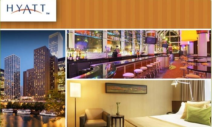 Hyatt Regency - Loop: $99 for a Night at the Hyatt Regency ($219 Value)