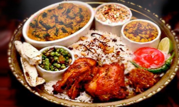 Indian Garden - West Rogers Park: $12 for $25 Worth of Indian Fare and Drinks at Indian Garden