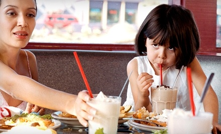 $20 Groupon to The Great American Grill - The Great American Grill in Warner Robins