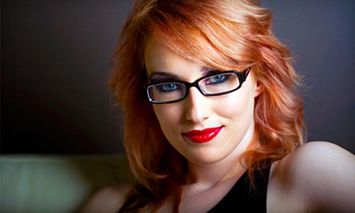 Optiks International - Edmonton: $50 for $150 Toward a Complete Pair of Prescription Glasses at Optiks International