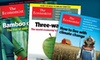 """""""The Economist"""" - Multiple Locations: $51 for 51 Issues of """"The Economist"""" ($126.99 Value)"""