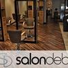 Half Off at Salon Debonaire