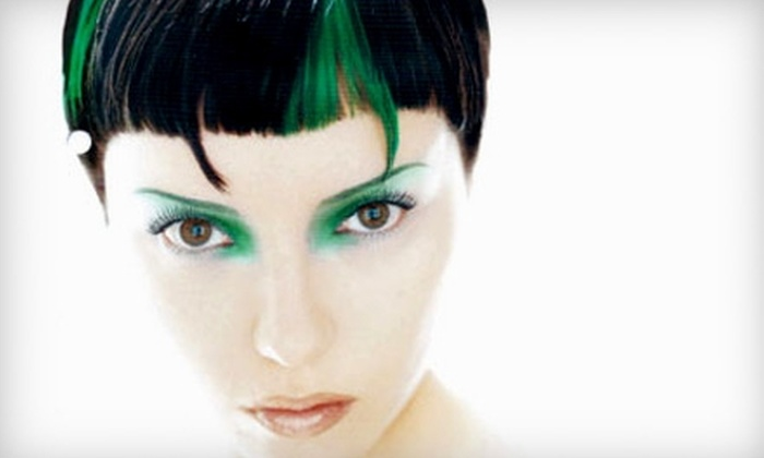 Fierce Salon - East Louisville: $32 for a Women's Haircut and Conditioning Treatment ($71 Value) or $12 for a Men's Haircut ($25 Value) at Fierce Salon