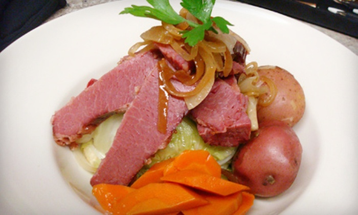 Palms Grill - Sonoma: $15 for $30 Worth of American Fare and Drinks at Palms Grill
