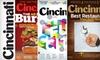 "<i>Cincinnati</i> Magazine: $7 for a One-Year Subscription to ""Cincinnati"" Magazine ($14.95 Value)"