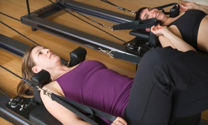 Lift Pilates - Sacramento: $29 for Eight Pilates Mat Classes at Lift Pilates in Davis ($120 Value)